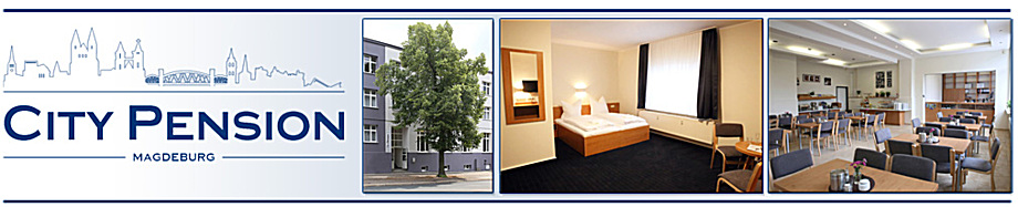 City Pension Magdeburg
